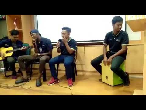 Yang Terindah -Achey cover by Belangkas Buskers
