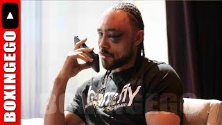 KEITH THURMAN REPLY TO SPENCE JR AND HIS WIN OVER PETERSON. EGO OF ...