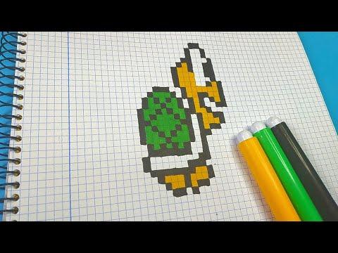 Como Dibujar KOOPA de MARIO BROS | Pixel Art Tutorial thumbnail