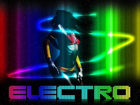 Electronic music for training, gym, running, driving
