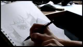 Drawing Sherlock Holmes