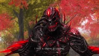 Kasumi vs demon hayubusa