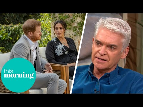 Harry & Meghan Interview Leaves Phillip Feeling Sympathetic For Royal Couple | This Morning