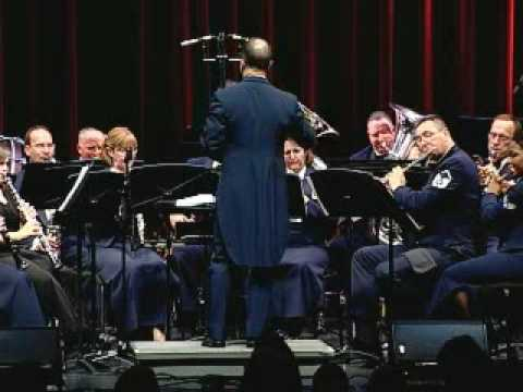 A Night At The Palladium - U.S. Air Force Reserve Band 2010