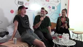 Mac DeMarco: Laneway Singapore Press Conference (Part Two)