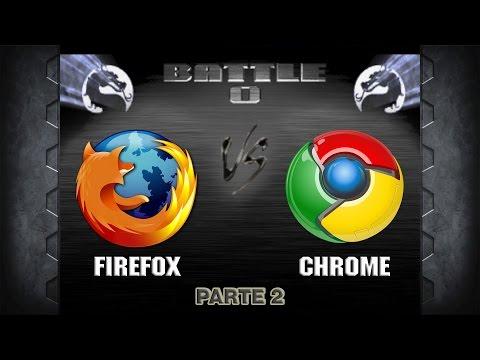 Chrome Vs Firefox parte 2 - F5 episodio 31