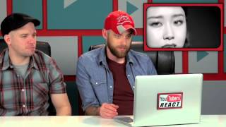 (TheFineBros:YOUTUBERS REACT TO K Pop#4中字)Youtubers怎樣看Kpop