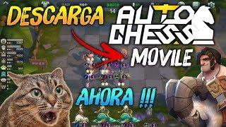 DESCARGAR AUTO CHESS MOVILE YA !!! 😱 | Auto Chess