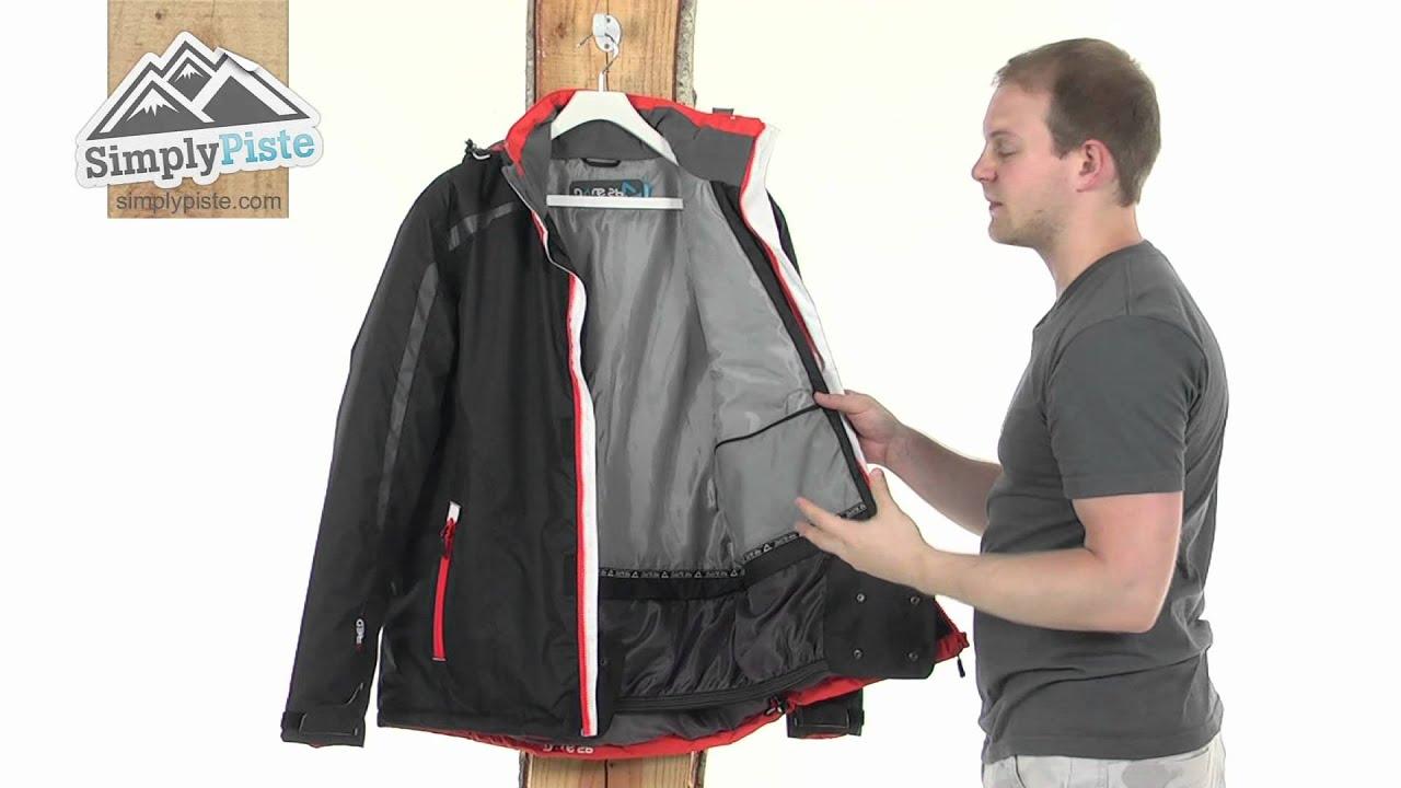 Dare2b men's game on jacket