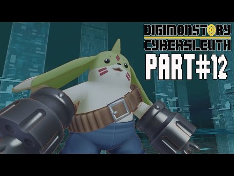 Digimon Story Cyber Sleuth Walkthrough Part 12 Gameplay Lets Play