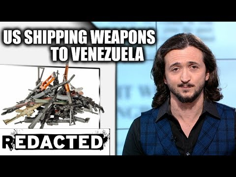 US Found To Be Shipping Arms To Venezuela