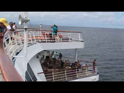 Carnival cruise line San Juan Puerto Rico 2017 movie