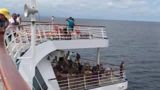 Carnival cruise line San Juan Puerto Rico 2017 movie