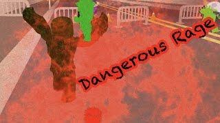 Roblox The Stalker: Reborn - Dangerous Rage