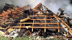 Wohnhaus explodiert in Kalbe (Landkreis Rotenburg)