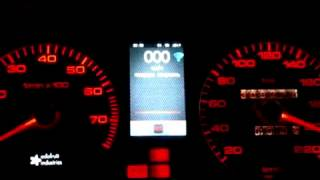 Работа БК на Audi80