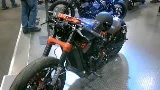 Harley-Davidson new models 2016,Harley Breakout 2016,iron 883-custom motorbikes,motorcycle show