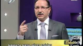 Namaza nasıl niyet edilir. Mustafa KARATAŞ