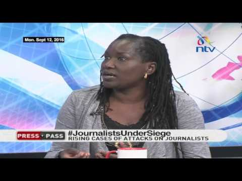 Press Pass: Journalists under siege; rising cases of attacks on members of the 4th estate