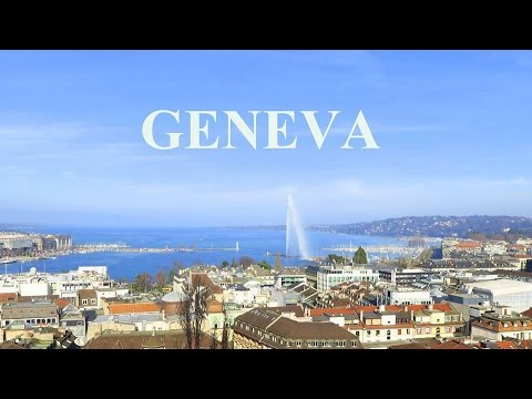 GENEVA City Tour / Switzerland