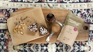 Recipe:  Cacao Magic 4 Ingredient Brownies
