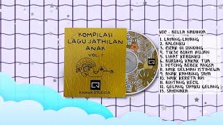 Album Kompilasi Lagu Anak Indonesia Layang-layang Versi Jathilan