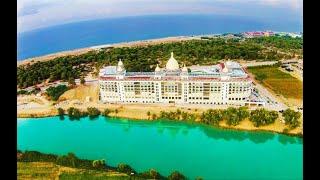 Diamond Premium Hotel Spa Ultra All inclusive Сиде Турция обзор отеля все включено