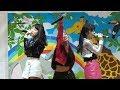 ガールズユニット ONE SCEINE (ワンシーン) 映画『 翔べない鳥も空を見る 』 公開直前 スペシャルミニライブ