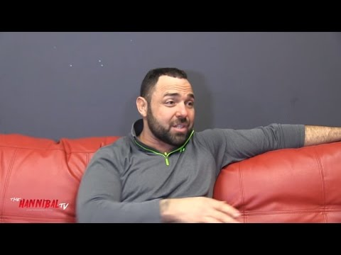 Santino Marella on CM Punk