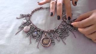 Моя коллекция украшений ( часть1),VLOG