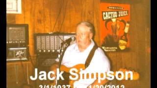 Jack Simpson, I