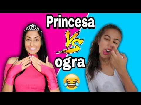 PRINCESA VS OGRA