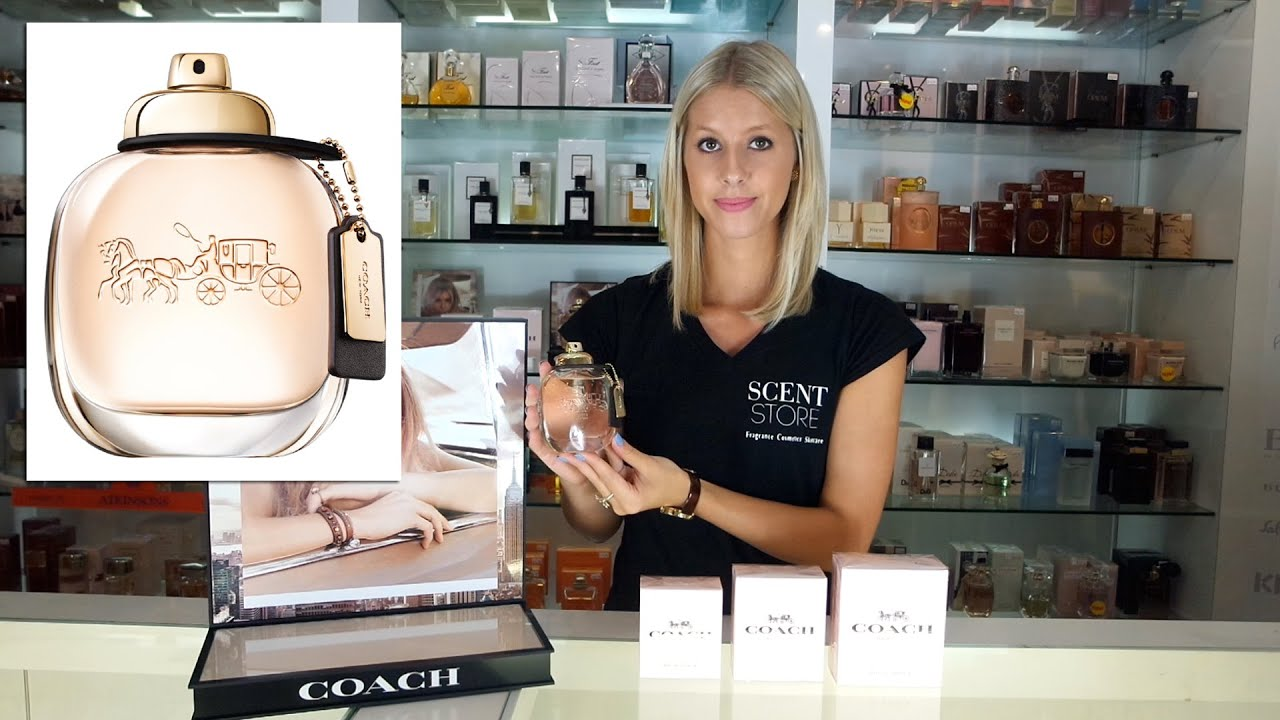 Coach The Fragrance Perfume Review Youtube