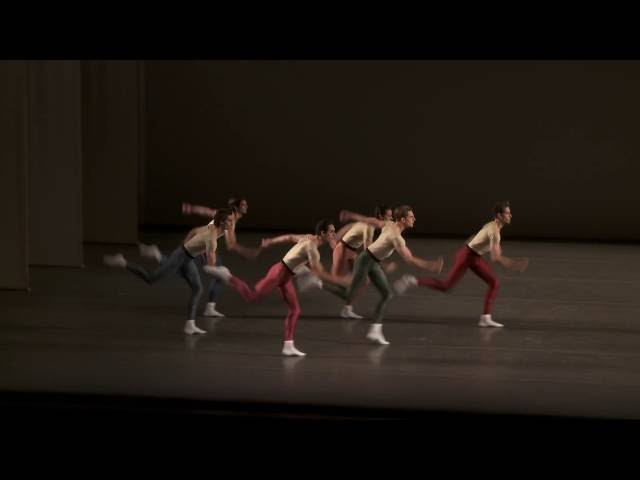 Justin Peck on GLASS PIECES: Anatomy of a Dance