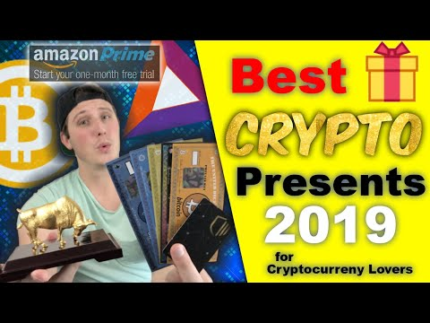 Best Crypto Presents for Cryptocurrency Lovers 2019