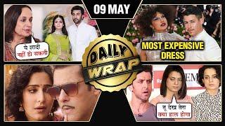 Priyanka Nick's EXPENSIVE MET Gala Dress, Ranbir Alia Marriage, Kangana Hrithik Fight | Top 10 News