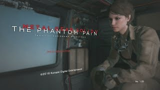 MGSV TPP New Female Jumpsuit (EVA) Outfit 1080p 60fps
