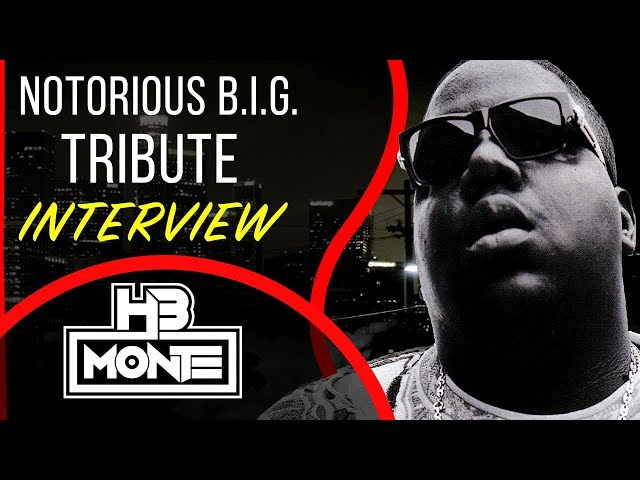 Notorious B.I.G. tribute interview with HB MONTE | talks: Ma$e, Jadakiss, Bizzy Bone & More