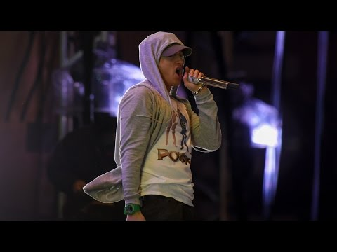 Eminem - Concert at Lollapalooza, Brazil, São Paulo, 12.03.2016 (ePro Exclusive)