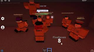 Roblox: Eltork's SCPF | Raiding the facility being an CI.