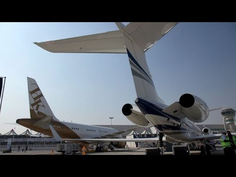 Business Aviation Market Indicators Point to More Uncertainty – AINtv
