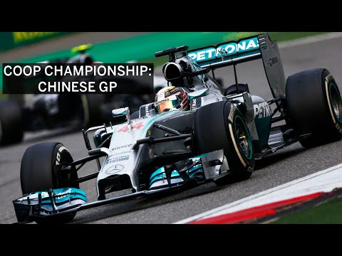 F1 2014 | Coop with FisiFan91 - 4: Chinese GP