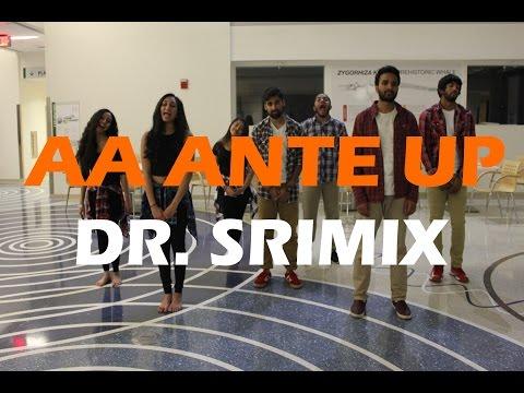 Aa Ante Up - Dr. Srimix | Choreography By Rahib Zaman