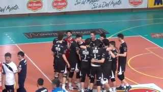 23-05-2015: L'Energy T.I. Diatec Trentino vola in finale di Del Monte Junior League