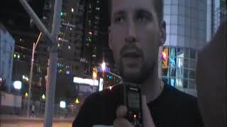 Charron talks acting in Eminem