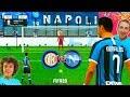 COME FOSSE CRISTIANO RONALDO SE ANDREBBE A GIOCARE A INTER vs NAPOLI *Palla Matta* - Fifa 20