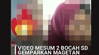 Fakta Di Balik Video Mesum 2 Anak SD Di Magetan Yang Viral Di Whatsapp WA, Kasus Lain Lebih Parah