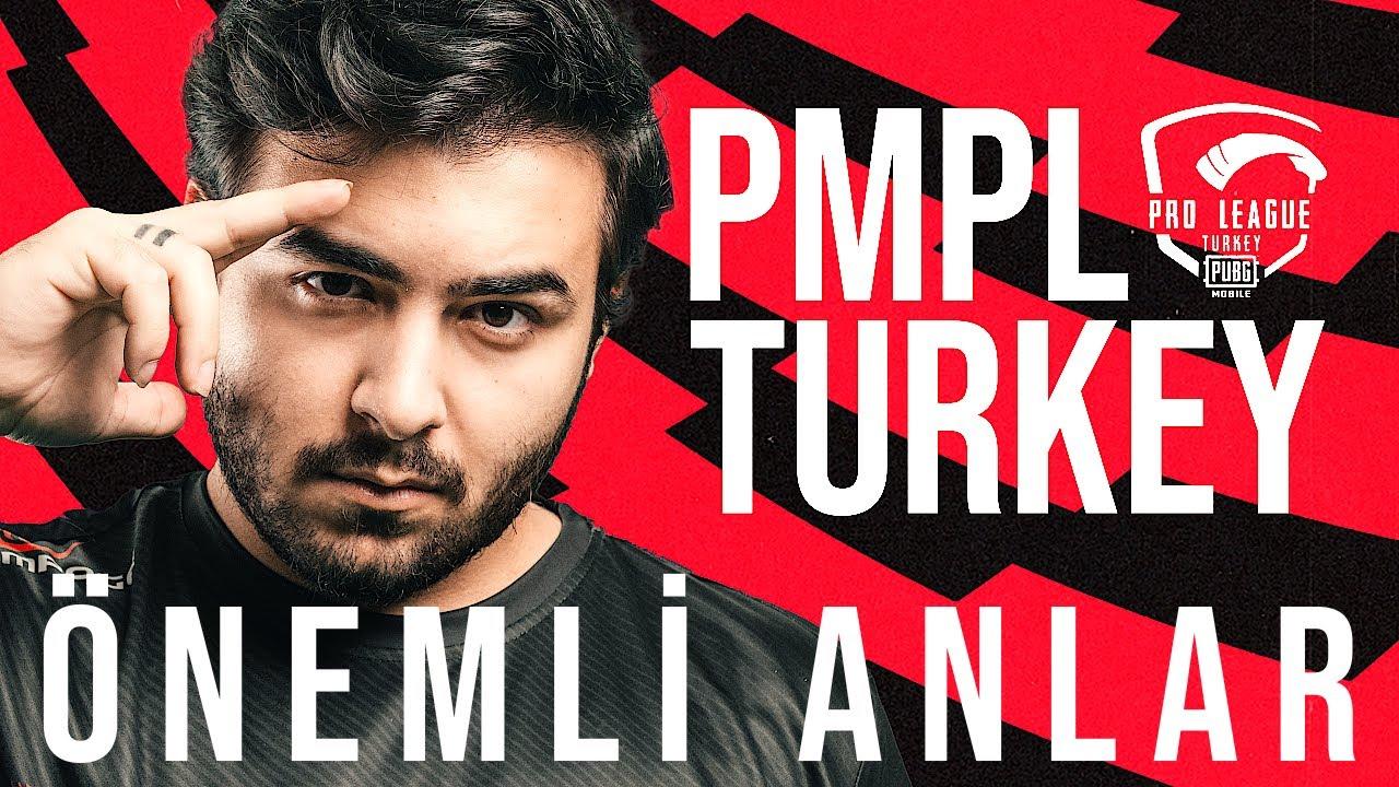 BEŞİKTAŞ SON NOKTAYI KOYUYOR! 😱 - PMPL Turkey Sezon 2 1. SHS Önemli Anlar - #PMPL