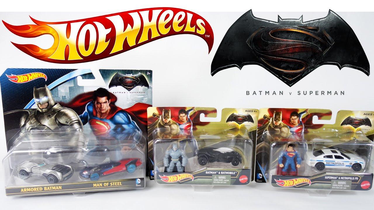 Filme Do Hot Wheels inside batman vs superman hot wheels - youtube