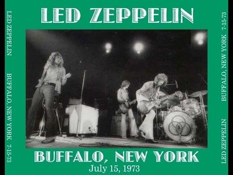 Led Zeppelin Live | Hot Buffalo Night 7.15.73